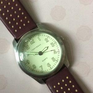 TokyoBay Dark Purple Watch